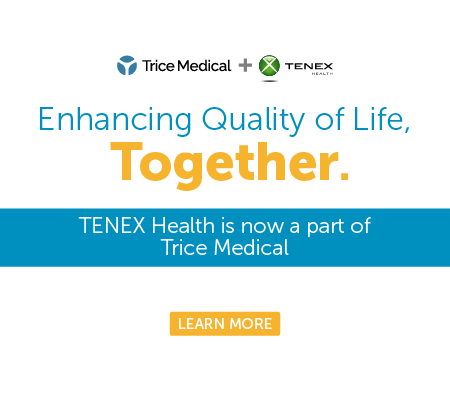 Tenex Health is now a part of Trice Medical